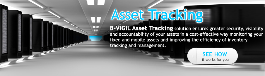 Asset Tracking solution from BOSS