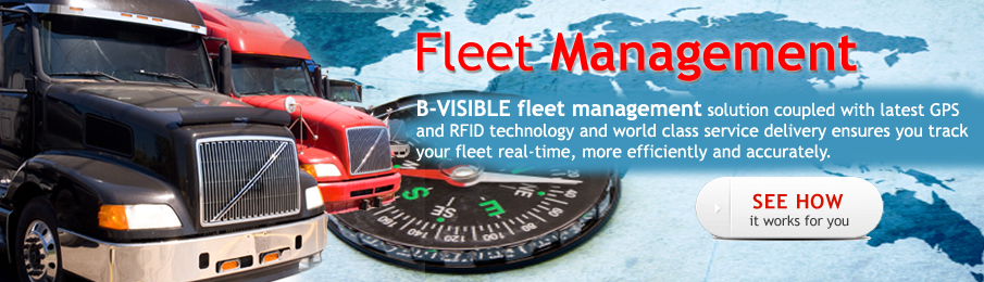 B-Visible - Fleet Management Solution from BOSS