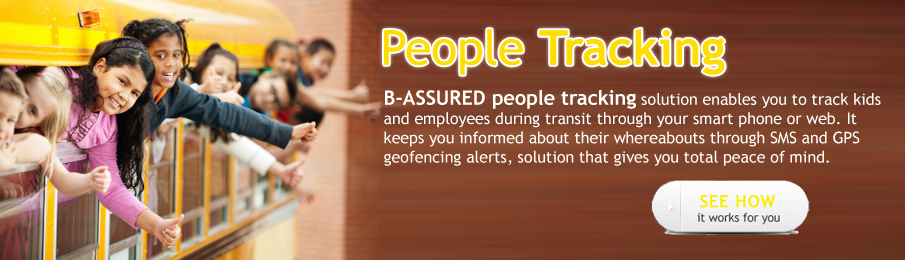 B-Assured- People tracking solution from BOSS